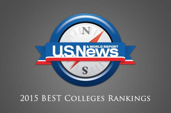 2015 USNews Best Colleges Rankings Released