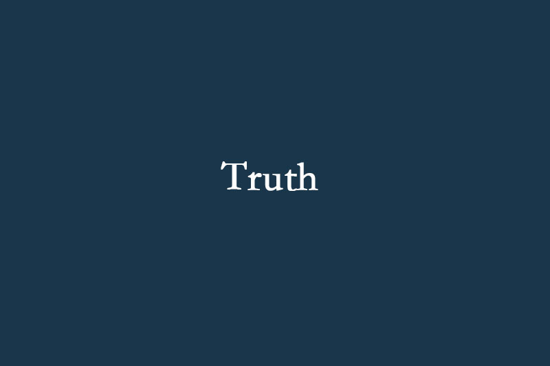 truth is subjective essay example