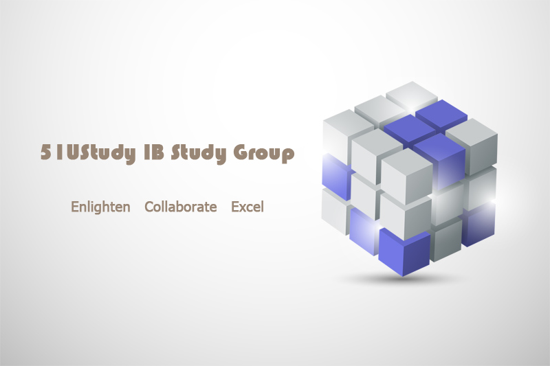 51UStudy IB Study Group - What will be covered