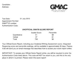 GMAT高分 by 51UStudy - 20130701