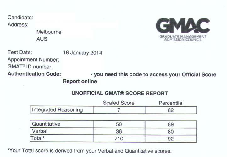 GMAT高分 by 51UStudy - 20140116