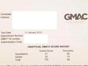 GMAT高分 by 51UStudy - 20130111