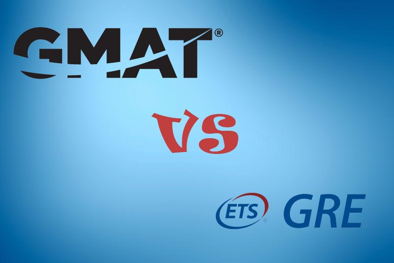 GMAT GRE 区别