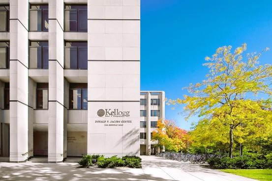 西北大学凯洛格商学院