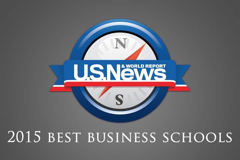 USNews 2015美国商学院排名