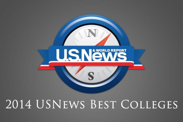 2014 USNews Best Colleges Rankings