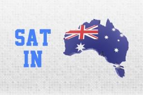 SAT在澳洲