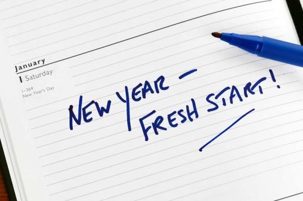 让你的新年目标真正可行的四个方法