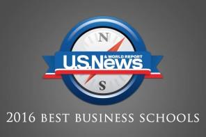 US News 2016全美商学院排名