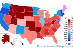 民主党和共和党的十大区别