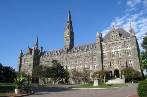 51UStudy专访 – Georgetown+Google女孩