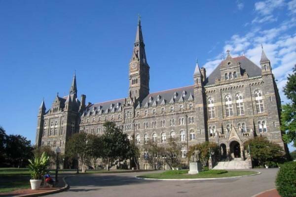51UStudy专访 - Georgetown+Google女孩