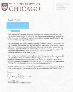 被芝加哥大学录取的澳洲高中生分享