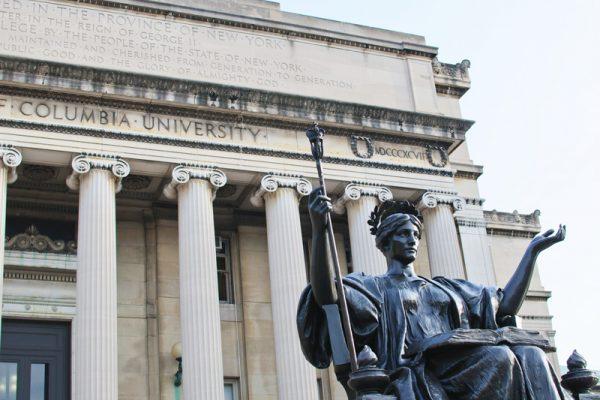 从墨尔本到哥伦比亚大学