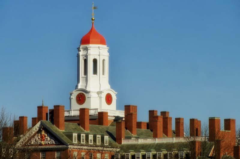 哈佛大学首次官方公开招生机制
