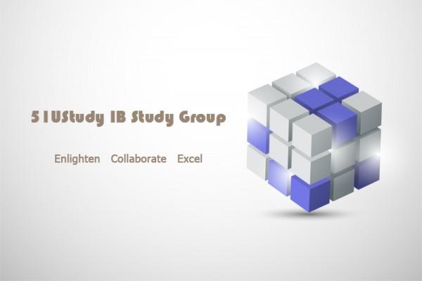 51UStudy IB Study Group