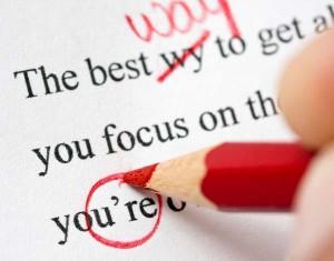 美国本科申请 - 需要避免的重大错误 - 不proofreading