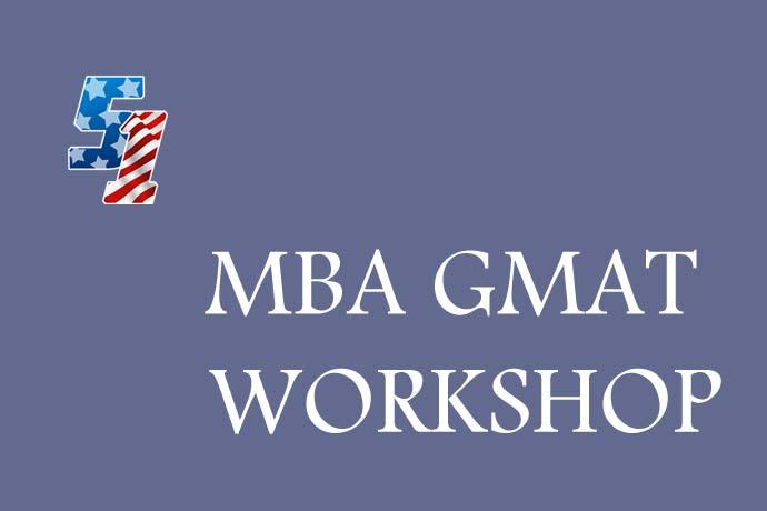 51UStudy MBA GMAT Workshop
