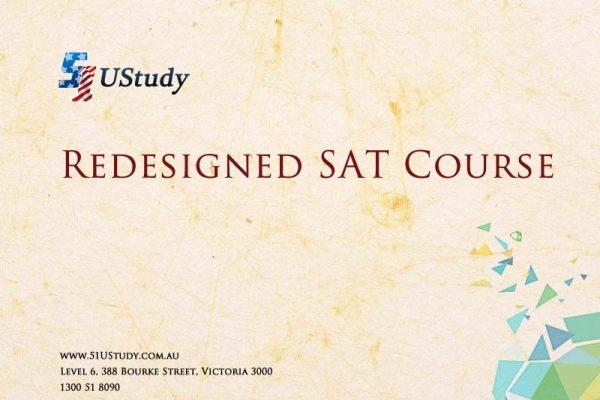 澳洲最好的SAT课程全面改革升级